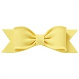 Gumpaste Bow - Single Primary Yellow