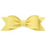 Gumpaste Bow - Single Primary Yellow