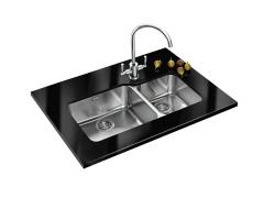 Largo LAX 120 45 - 30 Stainless Steel Sink