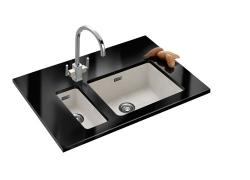 Kubus KBX 110 16 + KBG 110 50 Fragranite Sink