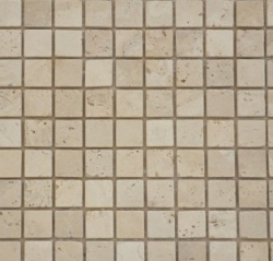 Mosaic, Classic Travertine Tumbled