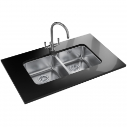 Largo LAX 120 36 - 36 Stainless Steel Sink