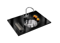 Rotondo RUX 110 Stainless Steel Sink