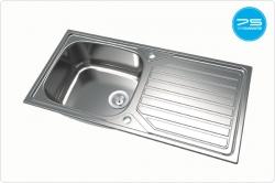 Sink Model: VELOREUNO 100i LARGE
