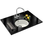 Franke by Villeroy & Boch Rotondo RUK 110 Ceramic Sink