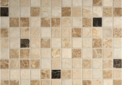 Mosaic, Marble Mix Polished