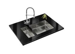 Centinox CMX 110 17+ CMX 110 50 Stainless Steel Sink