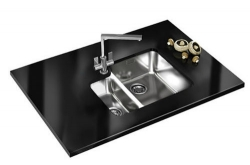 Hydros HDX 160 34 – 15 Stainless Steel Sink