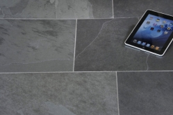Lonsdale Black Calibrated Cleft Slate