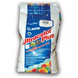 Mapei Ultracolor Plus Flexible Grout 5Kg - White 100