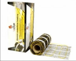 Underfloor cable mats