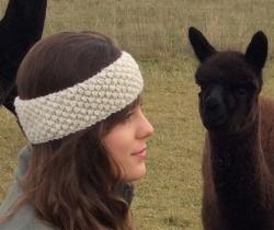 Bramble Headband in Frazer