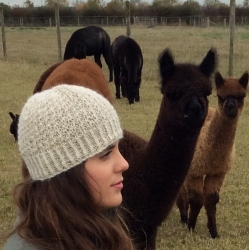 Pomlynn Hat in Cinder
