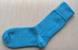 Alpaca Socks Sky Blue 12.5-3.5