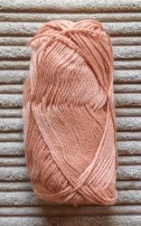 Alpaca/Silk mix 50g ball - Coral