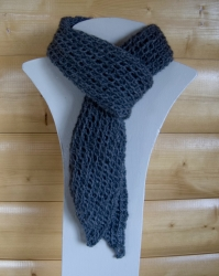 Jessica Scarf in Serenity, Jet & Hector