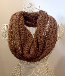 Bridget Cowl Long in Ruby Tuesday