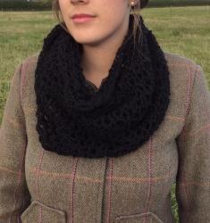 Bridget Cowl in Pipit