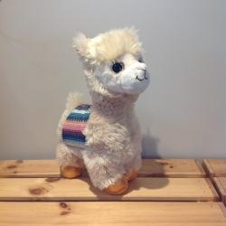 Mischief Cuddly Alpaca