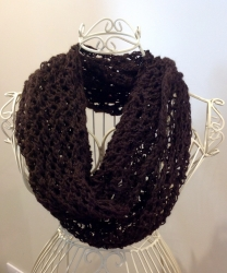 Bridget Cowl Long in Tansy