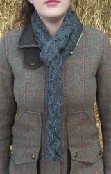 Pillows of Comfort Scarf in Buck & Nell