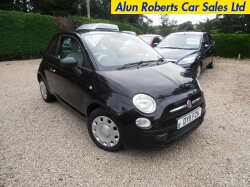 2011 (11 Reg) Fiat 500 1.2 Pop 3door
