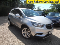 2017 (67 Reg) NEW Mokka X 1.4 Turbo Design Nav (140) 5door