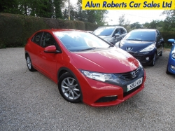 2012 (12 Reg) Honda Civic 1.4 I-VTEC SE 5 door