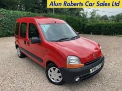 2001 (51 Reg) Renault Kangoo 1.4 Auth Wheel Chair Access