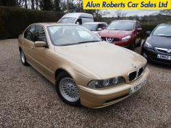 2001 (Y Reg) BMW 520i SE Auto (170) 4door
