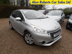 2013 (13 Reg) Peugeot 208 1.2 VTI Access+ 5door