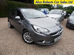 2016 (66 Reg) NEW Corsa 1.4 EcoFLEX SE (Park Assist) 5door