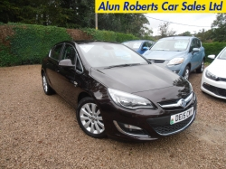 2015 (15 Reg) Vauxhall Astra 2.0 CDTi Elite Turbo Diesel 5dr