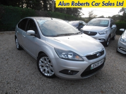 2009 (09 Reg) Focus 1.6 TDCi Zetec Navigation Turbo Diesel