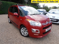 2015 (15 Reg) C3 Picasso 1.6 HDI Exclusive Turbo Diesel 5dr