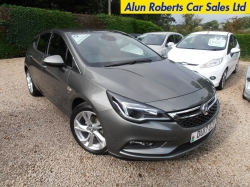 2017 (17 Reg) NEW Astra 1.4 Turbo SRI Nav (150) 5door