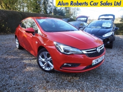 2017 (17 Reg) NEW Astra 1.6 CDTI SRI NAV (136) Turbo Diesel