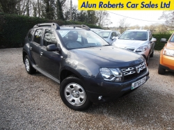 2016 (66 Reg) Dacia Duster 1.5 DCi Ambiance Turbo Diesel 5dr