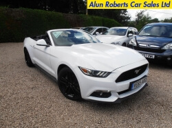 2015 (65 Reg) Ford Mustang 2.3 EcoBoost (317) Convertible