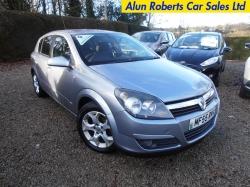 2005 (55 Reg) Vauxhall Astra 1.6 16V SXI 5dr