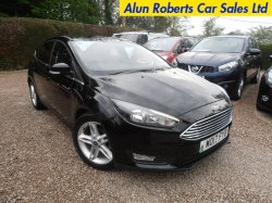 2017 (17 Reg) Focus 1.5 TDCi Zetec Edition Turbo Diesel 5dr