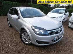 2009 (59 Reg) Vauxhall Astra 1.6 SXI (115) 5door