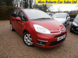 2012 (62 Reg) Grand C4 Picasso 1.6 HDi Platinum Turbo Diesel