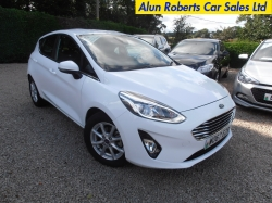 2018 (67 Reg) NEW Fiesta 1.1 Zetec 5door
