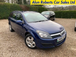 2006 (56 Reg) Vauxhall Astra 1.8i Club Estate 5dr