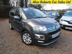 2014 (64 Reg) C3 Picasso 1.6 HDI Exclusive Turbo Diesel 5dr