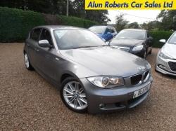 2011 (11 Reg) BMW 118D 2.0TD M Sport Step Auto Turbo Diesel