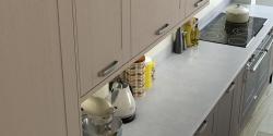 Maine Grey Shaker Kitchen