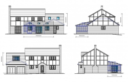 EXTENSION TO PROPERTY IN FINGRINGHOE