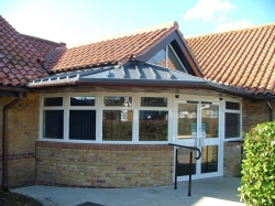 EXTENSION TO FROBISHER SCHOOL, JAYWICK